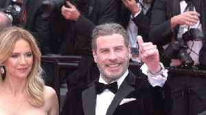 News video: Exclusive Interview: John Travolta and Kelly Preston make acting a family business