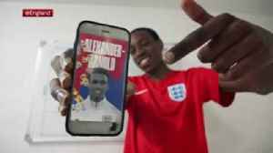 News video: England announce World Cup squad