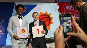 News video: NBA Draft: Suns Have Tough Choice to Make at No. 1