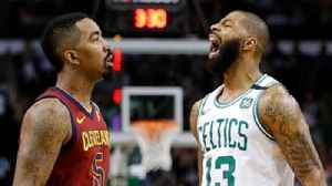 News video: Chris Broussard reveals the key to Boston dominating the series 2-0 against Cleveland
