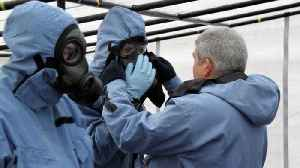 News video: Investigators: Chlorine Likely Used in Syria Attack