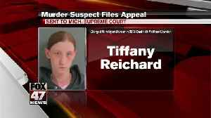 Woman charged in local murder appeals to Michigan Supreme Court