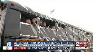 News video: Broken Arrow athletes are off to compete in Special Olympics Oklahoma summer games