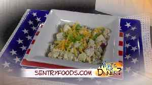 News video: What's for Dinner? - Bacon Ranch Potato Salad