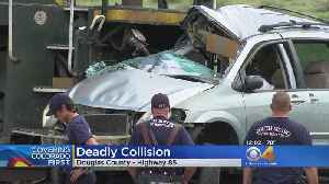 News video: Victims In Deadly Train-Vehicle Collision Identified