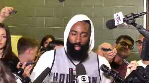 News video: James Harden BLASTS Teammates After Disappointing Loss To The Warriors!