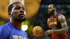 News video: Kevin Durant Now Being Called BETTER Than Lebron James by THIS NBA Coach