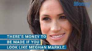News video: These Meghan Markle Lookalikes Are Making Thousands Per Gig - And They're Booked Into 2019