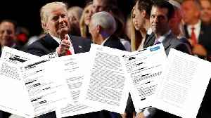 News video: Documents shed light on 2016 Trump Tower meeting
