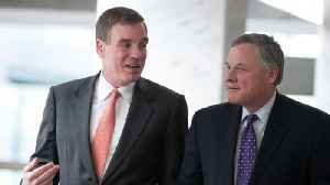 News video: Burr, Warner: There's No Doubt Russia Meddled in Election
