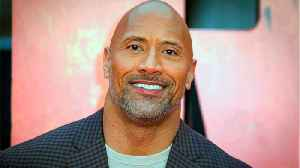 News video: The Rock Signs His Biggest Contract Yet
