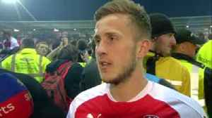 News video: Vaulks relishing Wembley showdown