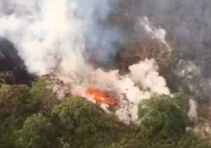 News video: Dormant Kilauea Fissures Become Active Again