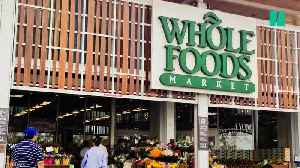 News video: Whole Foods Lowers Prices For Amazon Prime Members