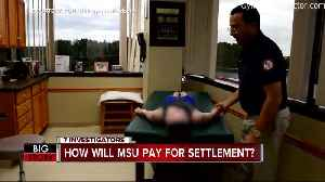 News video: How will MSU pay for the $500M Larry Nassar settlement?