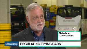 News video: Inside the Race for the Flying Car With Terrafugia CEO Jaran