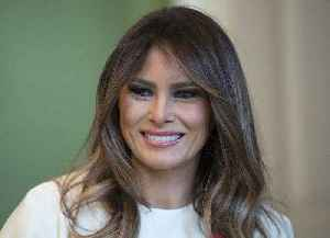 News video: Federal records show Melania Trump received as much as $1 million in photo royalties last year