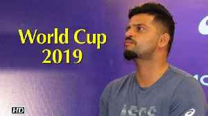 Raina speaks about World Cup 2019
