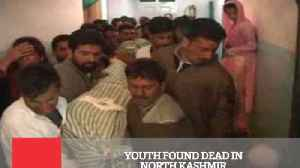 Youth Found Dead In North Kashmir [Video]