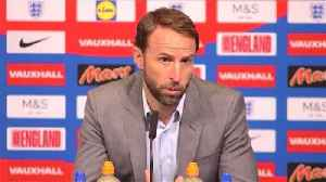 News video: Southgate backs youth for England's World Cup squad