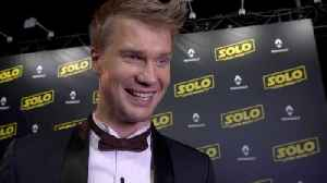 News video: Cannes Premiere 'Solo: A Star Wars Story' : Joonas Suotamo