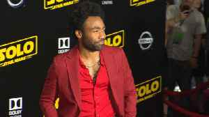 News video: Donald Glover nearly lands next Star Wars spin-off movie