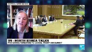 News video: US-North Korea Talks: Pyongyang is debating about the merits of denuclearization