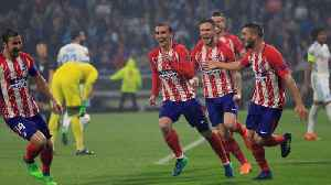 News video: Atletico Madrid Wins Europa League Title