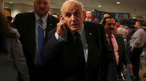 News video: Rudy Giuliani Says The FBI May Have Placed A Spy In The Trump Campaign