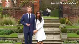 News video: Meghan Markle Issues Unprecedented Statement About Her Dad and the Royal Wedding