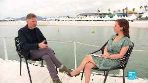 News video: Director presents new movie about life of Whitney Houston in Cannes