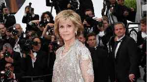 News video: Jane Fonda Wants To Be Known For Her Activism
