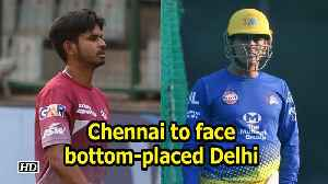 IPL 2018 | Chennai to face bottom-placed Delhi [Video]