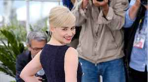News video: Emilia Clarke Receives Equal Pay To Male 'GoT' Co-Stars