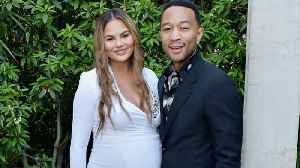 News video: Chrissy Teigen And John Legend Have Welcomed A Baby Boy, And More News