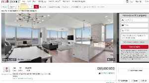 News video: $85M Condo Comes with Free Trip to Space (and That's Not All)