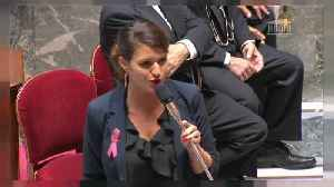 News video: France pushes for tougher sexual harassment laws