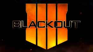 News video: Call Of Duty Black Ops 4 - Blackout Battle Royale Official Trailer