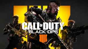 News video: Call Of Duty: Black Ops 4 Official Multiplayer Reveal Trailer