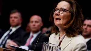 Gina Haspel confirmed as CIA director [Video]