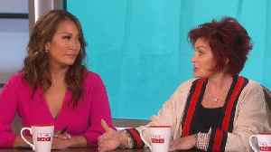 News video: The Talk - Carrie Ann Inaba Relates To Whitney Houston's Turmoil, Admitting 'I was molested'