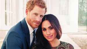 News video: Clues About Meghan Markle's Wedding Dress Revealed