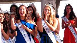 News video: Women Now Run The Miss America Pageant