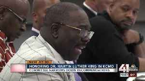 News video: Honoring Dr. Martin Luther King, Jr. in KCMO