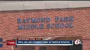 News video: Warren Twp. school board member on broken a/c: 'I remember when we didn't have air in the buildings'