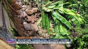 News video: Exclusive look inside the destroyed mountain homes of Puerto Rico 8 months after Hurricane Maria