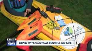 News video: After a long winter, some kayaking safety tips!