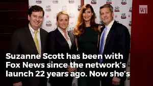 News video: Fox News Makes History, Names Suzanne Scott as Its First Female CEO