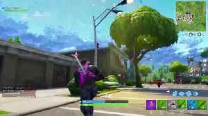 News video: The Growing Frenzy Over Wildly Popular Video Game 'Fortnite: Battle Royale'
