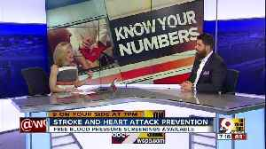 News video: Stroke and heart attack prevention